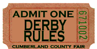 Derby Rules